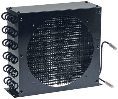 συμπυκνωτής πυκνωτής W 250mm H 100mm Μ 260mm για GRE2700