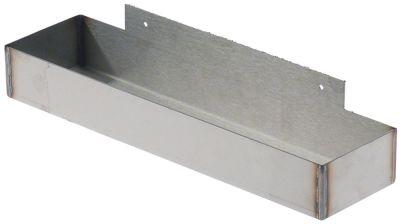 δίσκος συμπύκνωσης Μ 290mm W 75mm H 40mm