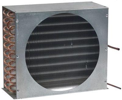 condenser  W 296mm D 132mm H 260mm