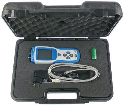 μετρητής πίεσης -200 έως +200mbar τύπος PeakTech 5150  διαφορική πίεση