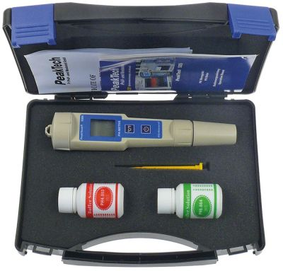μετρητής PH pH 0-14pH  0-50 °C διαστάσεις 190x35x35 mm ανάλυση 0,1 διεπαφή