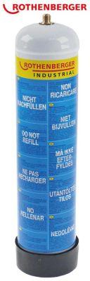φιάλη αερίου οξυγόνο M10  για ROXY KIT  για συγκολλητή ROTHENBERGER  κατάσταση νέο 930ml