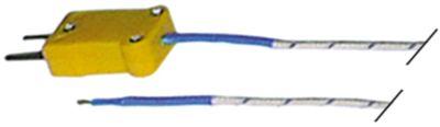 αισθητήρας με σύρμα με καλώδιο -50 έως +400°C K  τύπος 111 temps de fonctionnement 5s