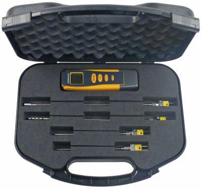 σετ θερμομέτρου TC-9220  με θερμόμετρο ανιχνευτής επιφάνειας/αέρα/υγρών/βύθισης