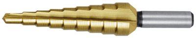τρυπάνι HSS TiN εύρος διάτρησης 4-12mm Μ 65mm ø άξονα 6mm