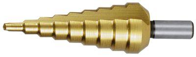 τρυπάνι HSS TiN εύρος διάτρησης 4-20mm Μ 75mm ø άξονα 8mm