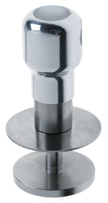 πατητήρι καφέ αλουμίνιο ø 57,5mm