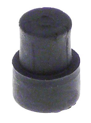 ποδαράκι ø 18mm H 43062mm ø διάταξης στερέωσης 14mm για δοσιμετρική αντλία