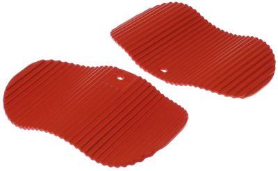 προστατευτικό χεριών σιλικόνη ανθεκτ. στη θερμ. έως 300°C Μ 210mm