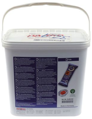 Care-Tabs για συνδυαστικό ατμομάγειρα RATIONAL  CleanJet  150 δισκία των 40g τραπέζια