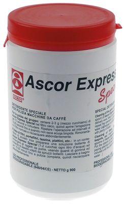 καθαριστικά μηχανών καφέ ASCOR Express  έγκριση NSF  900g  δοχείο