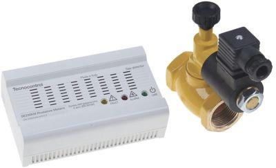 οθόνη αερίου κιτ φυσικό αέριο 230V