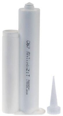 κόλλα σιλικόνης TOMABOND TB77  φύσιγγα 80ml ανθρακί