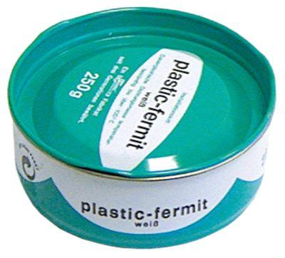 στεγανοποιητικό FERMIT  Plastik-Fermit  θερμοάντοχο, ελαστικό 250g δοχείο