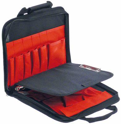 τσάντα εργαλείων polierstere  H 100mm W 420mm τύπος 554TB  D 290mm