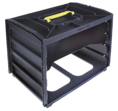 κουτί συρτάρι Mobil-Box G3 άδειο - χωρίς συρτάρια κατάλληλο για 4 x G3-0B ή 4 x G3-32 W 376mm