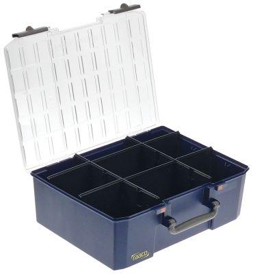 τσάντα G4-09  8 διαιρέτες εξωτερικό μέγεθος 413x330x147 mm