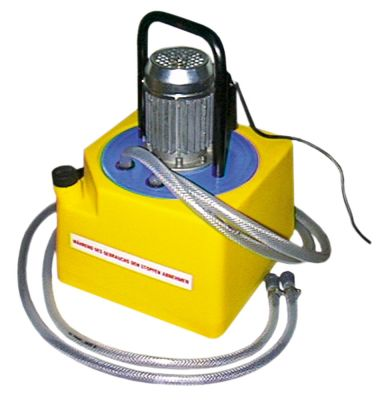 αντλία αφαίρεσης αλάτων DOS 25  χωρητικότητα δοχείου 20l 56l/min