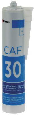 σιλικόνη CAF30 φύσιγγα 310ml μαύρο