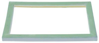 τσιμούχα κατάλληλο για FIMAR  για συσκευή αποφλοίωσης πατατών Μ 204mm W 155mm