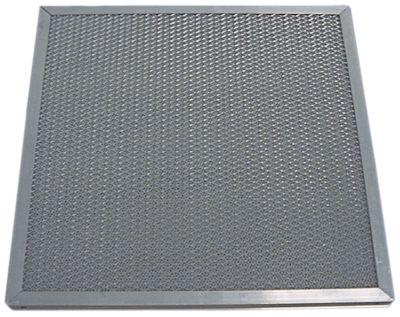 φίλτρο συλλογής λίπους W 398mm H 398mm πάχος 20mm αλουμίνιο επιστρώσεις 13 συστήματα εξαερισμού