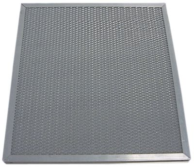 φίλτρο συλλογής λίπους W 500mm H 400mm πάχος 20mm αλουμίνιο επιστρώσεις 13 συστήματα εξαερισμού