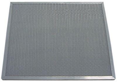 φίλτρο συλλογής λίπους W 494mm H 494mm πάχος 20mm αλουμίνιο επιστρώσεις 13 συστήματα εξαερισμού