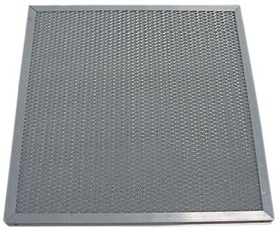φίλτρο συλλογής λίπους W 450mm H 400mm πάχος 20mm αλουμίνιο επιστρώσεις 13 συστήματα εξαερισμού