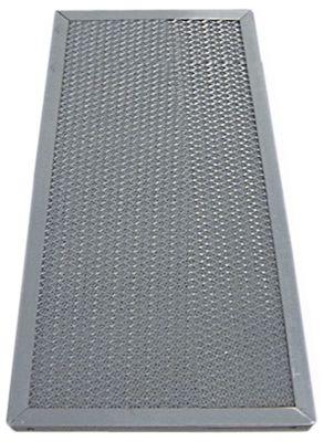 φίλτρο συλλογής λίπους W 500mm H 250mm πάχος 20mm αλουμίνιο επιστρώσεις 13 συστήματα εξαερισμού
