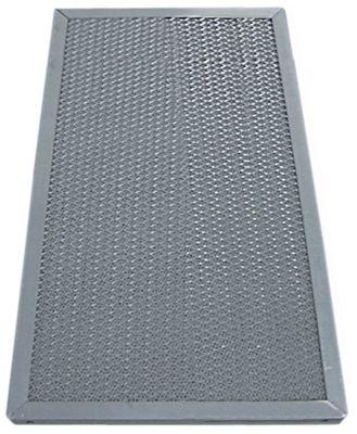 φίλτρο συλλογής λίπους W 500mm H 300mm πάχος 20mm αλουμίνιο επιστρώσεις 13 συστήματα εξαερισμού