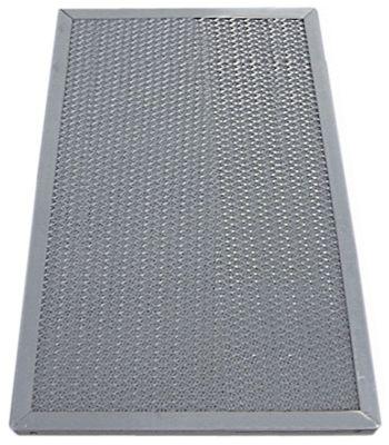 φίλτρο συλλογής λίπους W 500mm H 350mm πάχος 20mm αλουμίνιο επιστρώσεις 13 συστήματα εξαερισμού