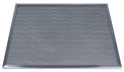 φίλτρο συλλογής λίπους W 400mm H 500mm πάχος 12mm Ανοξείδωτο ατσάλι εξωτερικά πλέγματα 2
