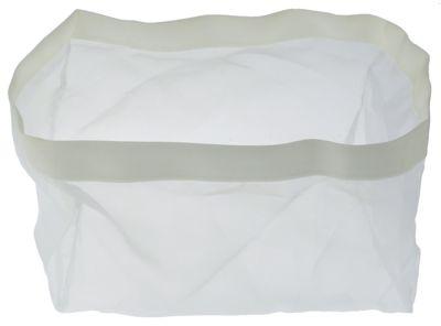 φίλτρο λαδιού W 190mm Μ 290mm για φριτέζα H 170mm χωρίς λαβή κατάλληλο για FRIFRI