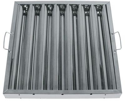 φίλτρο διαφράγματος W 490mm H 490mm πάχος 48mm μέγεθος ίντσας  -