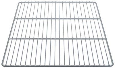 ράφι σχάρας W 530mm D 550mm  - H 10mm χάλυβας με πλαστική επικάλυψη