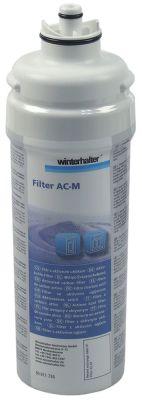 active carbon filter size M