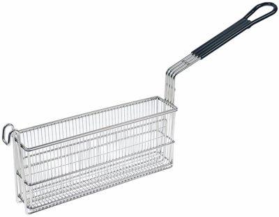 καλάθι Π1 75mm Μ1 320mm H1 150mm Μ2 590mm H2 205mm με διαχωριστικά κάδου για κοτόπουλο