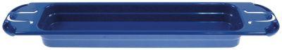 δίσκος Opti-Loc  W 143mm Μ 654mm H 56mm για UHC μπλε
