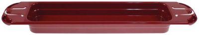 δίσκος Opti-Loc  W 143mm Μ 654mm H 56mm για UHC κόκκινο