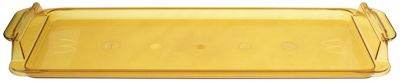 δίσκος για ψίχουλα W 216mm Μ 648mm H 54mm για UHC κίτρινο