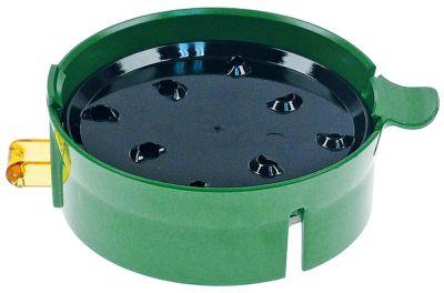σύστημα δοσομέτρησης ø 90mm H 32mm για διανομέα γκριλ 10:1 πράσινο