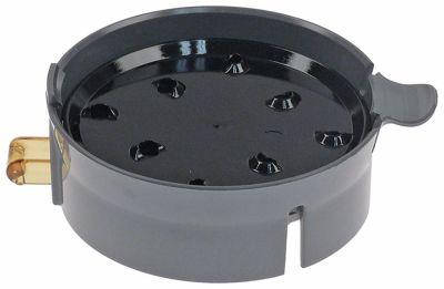 σύστημα δοσομέτρησης ø 90mm H 32mm για διανομέα γκριλ 4:1 γκρι
