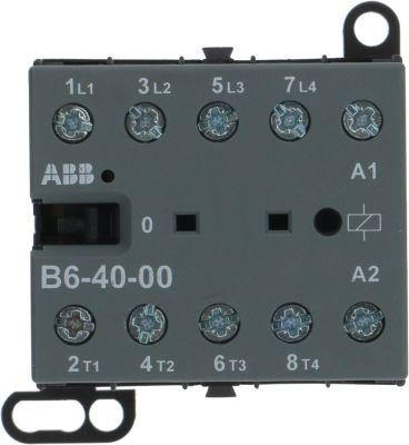 επαφή CONTACTOR ABB B6-40-00