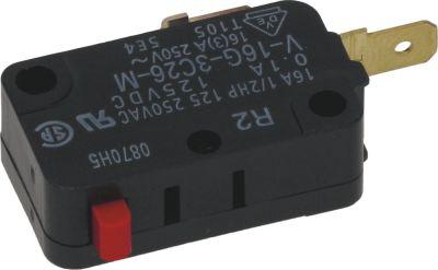 μικροδιακόπτης MICROSWITCH OMRON V-16G-3C26-M