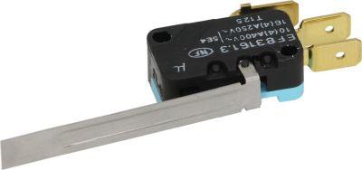 μικροδιακόπτης MICROSWITCH CROUZET EF83161.3