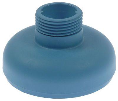 φλάντζα για μπλέντερ χειρός ø 125mm H 80mm μπλε