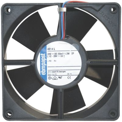 ελικοειδής ανεμιστήρας Μ 119mm W 119mm H 32mm 24VDC  1.2W