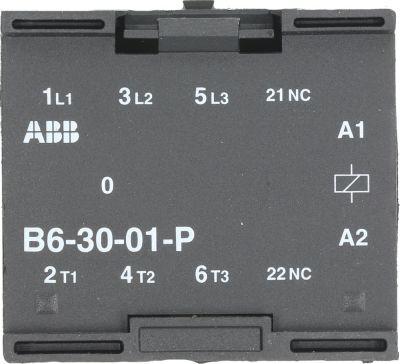 επαφή CONTACTOR ABB B6-30-01-P