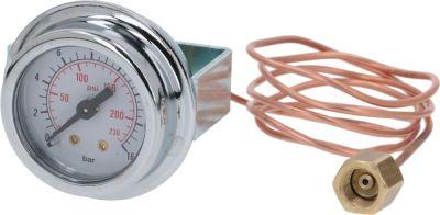 μανόμετρο PRESSURE GAUGE PUMP ø 41 mm 0÷16 bar