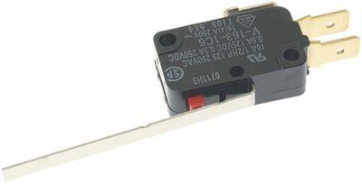 μικροδιακόπτης MICRO SWITCH OMRON V-163-1C6
